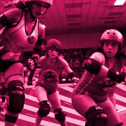 Women's Advanced Roller Derby
