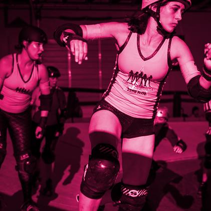 Women's Elite Roller Derby